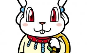 キャラクター(プレゼン・因幡の白兎)