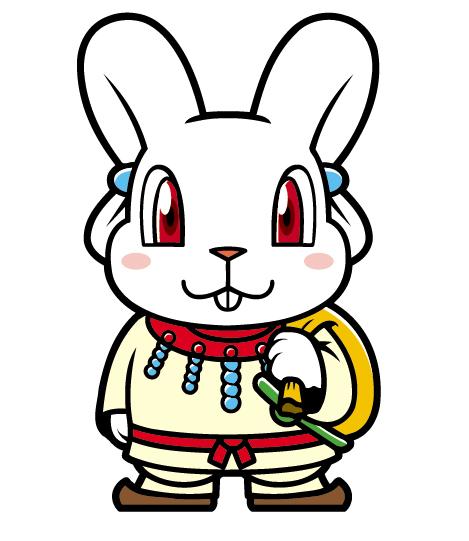 キャラクター(プレゼン・因幡の白兎) キャラクター  キャラクター(プレゼン・因幡の白兎)
