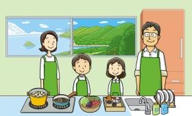 おもしろキッチン&エコ科学教室