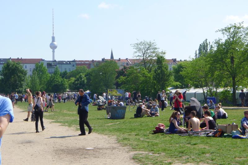 ベルリン観光(2013年) ベルリン観光