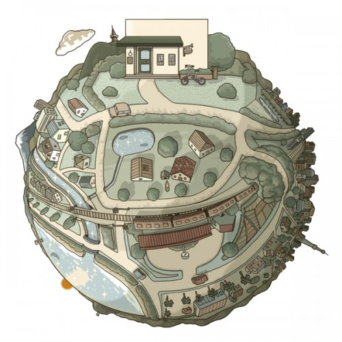 small planet (Clutch) ウェブ  small planet (Clutch)