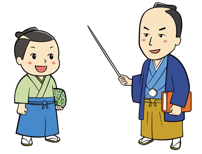 キャラクター/テーブルマーク・うどん寺子屋